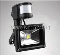 LED Flood Light PIR Motion Sensor Induction Sense 10W 20W 30W 50W 70W 85 265V