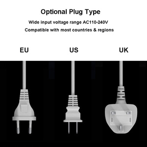 Image 4 - 40W Quick Charge 3.0 Smart 8 Ports USB Charger Station LED Display Fast Charging Power Adapter Desktop Strip For iPhone SAMSUNG
