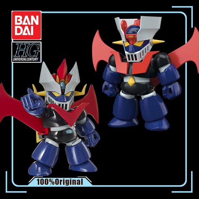 Bandai monte Model SD BB SDCS s versiyonu şeytan Z büyük şeytan demir zırhlı iskelet ile adam aksiyon figürü çocuklar oyuncak hediye