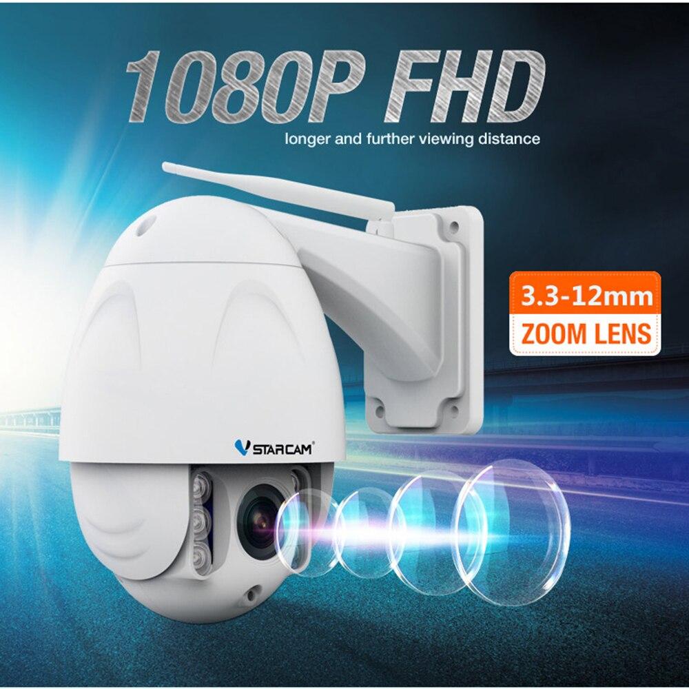 Vstarcam C34S X4 Full HD 1080P IP66 Waterproof IP Camera Onvif Outdoor Security CCTV Camera 4X