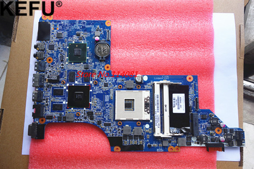 631044-001 Fit For HP PAVILION DV6 DV6-3000 Laptop motherboard DA0LX6MB6H1 HD6550/1G 744009 501 744009 001 for hp probook 640 g1 650 g1 motherboard socket 947 hm87 ddr3l tested working