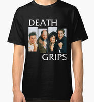 New Arrivals2017 Cool Death Grips 3D Printed Men S 100 Cotton Tee Shirt High Quality Short