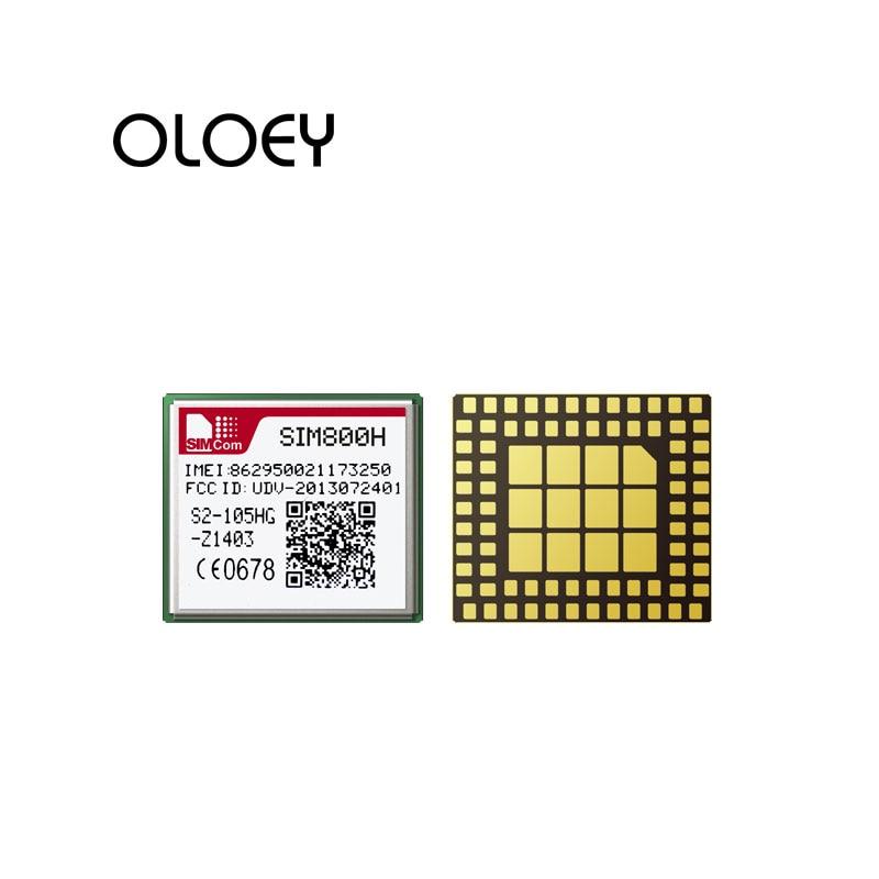 SIMcom SIM800H Complete Quad-band GSM/GPRS Module SIM800, 100% Brand New Original