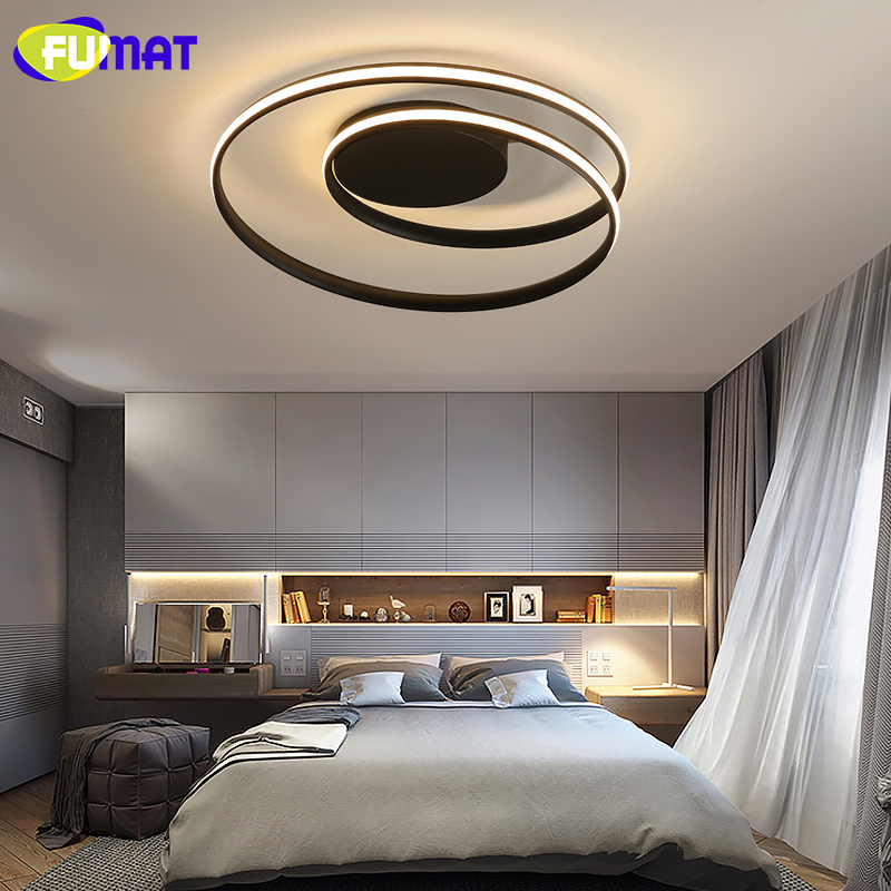 FUMAT Lustre Ceiling Lights LED Lamp for Living Room Bedroom Study Room Home Decor 85-265V Modern surface mounted Ceiling Lamp цена