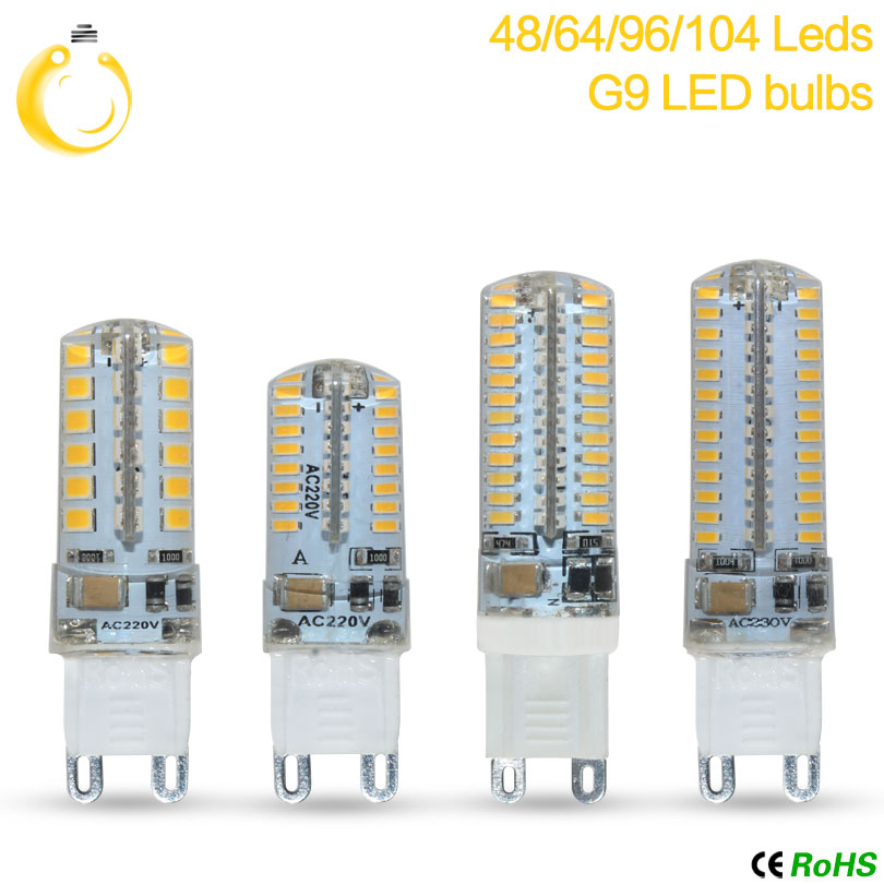 lowest price led bulb smd led g4 g9 led lamp 3w 7w 9w 10w - G9 Led Bulb