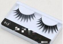 Чистый натуральный ручной ручной хлопок прозрачный ресниц удлиняющая тушь шифрования макияж глаз tools518