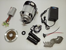 48V 500W Electric tricycle Brushless Motor Kit Tricycle moidfy into electrical DIY Parts ALL IN ONE 300kgs Capacity