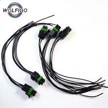 Wolfigo IDLE AIR Управление Двигатель разъем Пигтейл подключения PT127 12085506 1P1047 для buick cadillac Chevrolet GMC Oldsmobile
