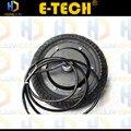 ETECH  хорошая цена  8 дюймовые ступичные двигатели с тормозом ebs и твердыми шинами  8 дюймовые моторы ebike 350W