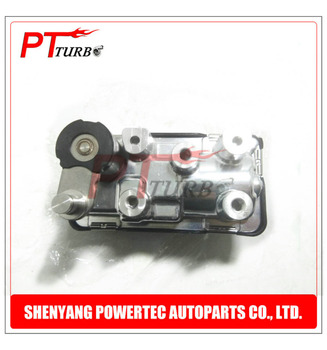 712120 NEW Vacuum Turbo electronic actuator turbine 770895 G227 761399 for Mercedes S 320 CDI W221 172 HP 235 HP OM642 Euro4 -