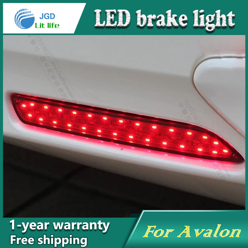 Car Styling Rear Per Led Brake Lights Warning Case For Toyota Avalon Accessories Good Quality In Light Embly From Automobiles Motorcycles