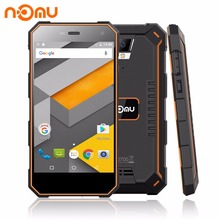 "NOMU S10 5,0 ""HD Quad-Core-Smartphone 2 GB RAM 16 GB ROM MTK6737T Android 6.0 8.0MP 1280×720 5000 mAh IP68 Wasserdicht Handy"