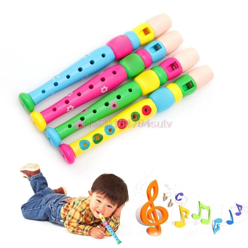 Kinderen Kid Piccolo Muziekinstrument Vroeg Leren Educatief Speelgoed Nieuwe # H055 #