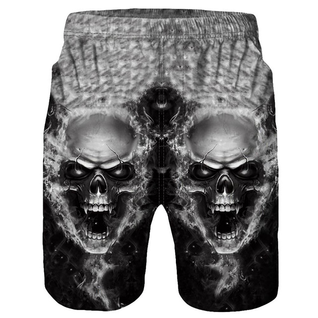 9c45daa2ae So cool men's 3D Printed short pants in my new store with lower price high  quality loose straight short welcome to buy more item