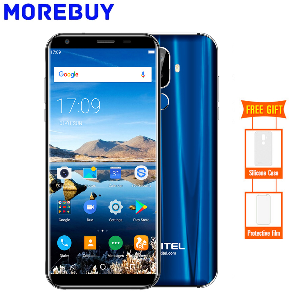 Oukitel K5 18 9 HD Display Android 7 0 Quad Core Smartphone 2GB RAM 16GB ROM