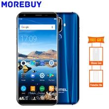 Oukitel K5 18:9 HD Display Android 7.0 Quad Core Smartphone 2 GB RAM 16 GB ROM Handy 4G 13MP 3 Kameras 4000 mAh Fingerabdruck