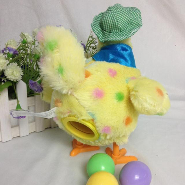 Egg Laying Chicken Toy Great Fun to Watch