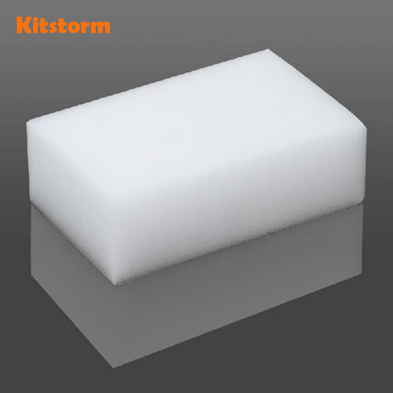 8pcs/ lot multi-functional magic eraser Melamine sponge home Cleaner 100X60X20mm