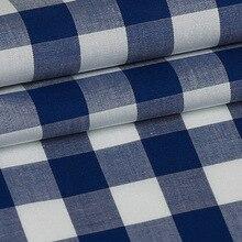 Дешевые изделия и шитье-хлопок геометрический неэластичный 140 см ширина ткань для одежды и моды продается на метраж фото