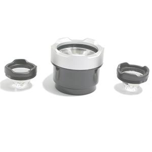 Image 3 - Boruit RJ5000 USB LED פנס עמיד למים פנס 3Led 8000LM נטענת 18650 ראש מנורת אורות סוללה מטען