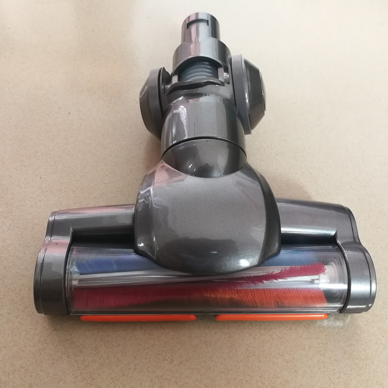 Electric Motorized Floor Brush Head For Dyson V6 DC45 DC58 DC59 DC62 DC61 DC74 Vacuum Cleaner Parts Dyson V6 Cleaner Brush Head