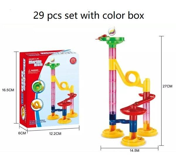 29pcs color box