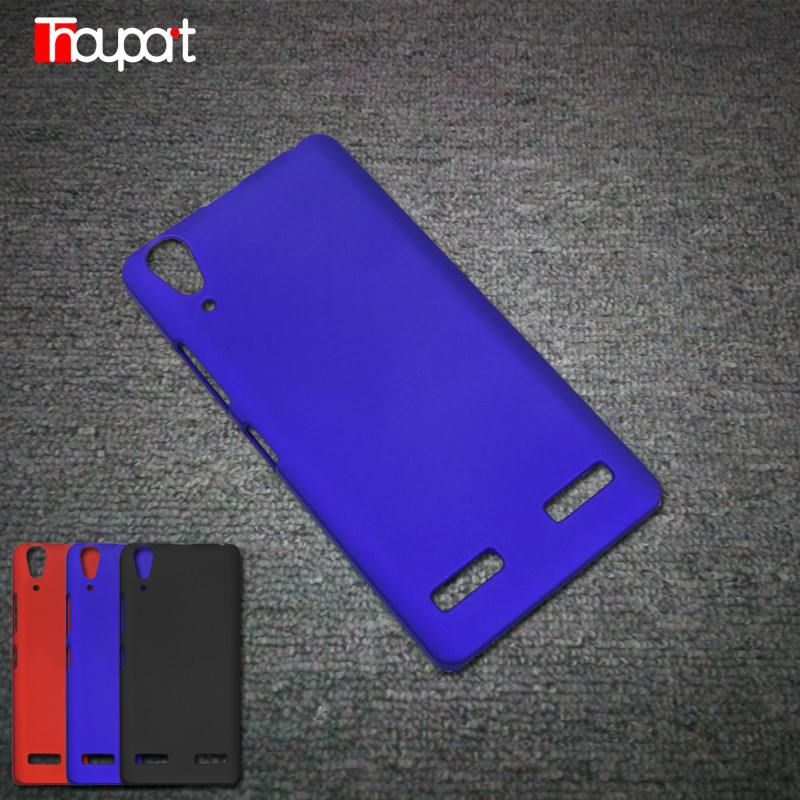 For Lenovo K3 Case Hard font b Cover b font Shell Frosted font b Phone b