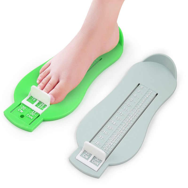 Детские игрушки-матрешки для измерения ступней, пластиковые размеры обуви, измерительные игрушки, цветная обувь, фитинги, измеряющая игрушка для малышей