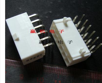 Lights & Lighting Lighting Accessories Rational 10pcs 1-794531-1 Connectors 2x6 12 Pin 90 Degrees 4.2mm 794531-1