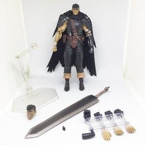 Image 5 - Berserk Figma 359 figuras de acción de hombre espada negra, Juguetes