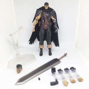 Image 5 - להשתולל Figma 359 שחור Swordman פעולה דמויות צעצועים
