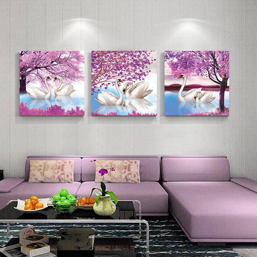 hd impresin de la lona pintura al leo del arte de la pared cuadros para dormitorio