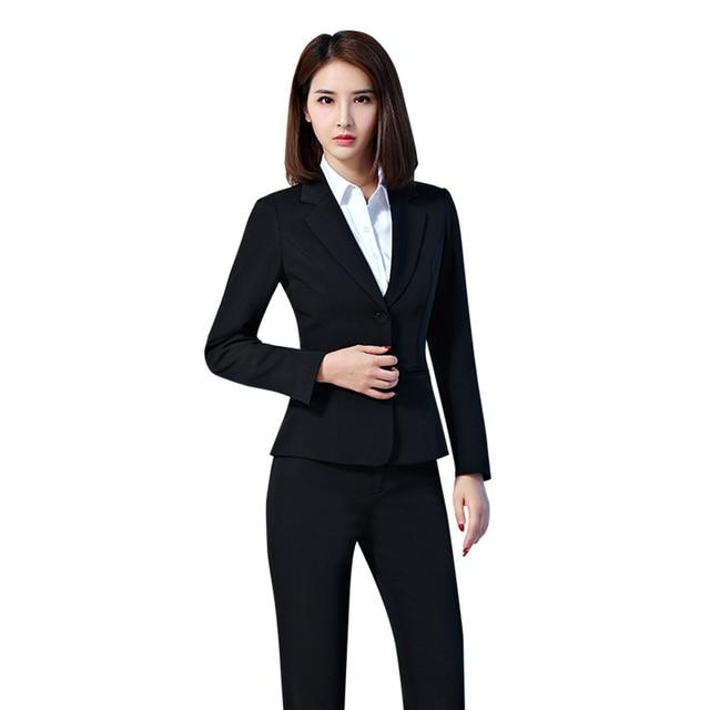 Manga larga negro Blazer mujeres traje primavera Slim Fit Casual Blazers  mujeres Campera Mujer Bohemia Chaqueta e1c8cf984a37
