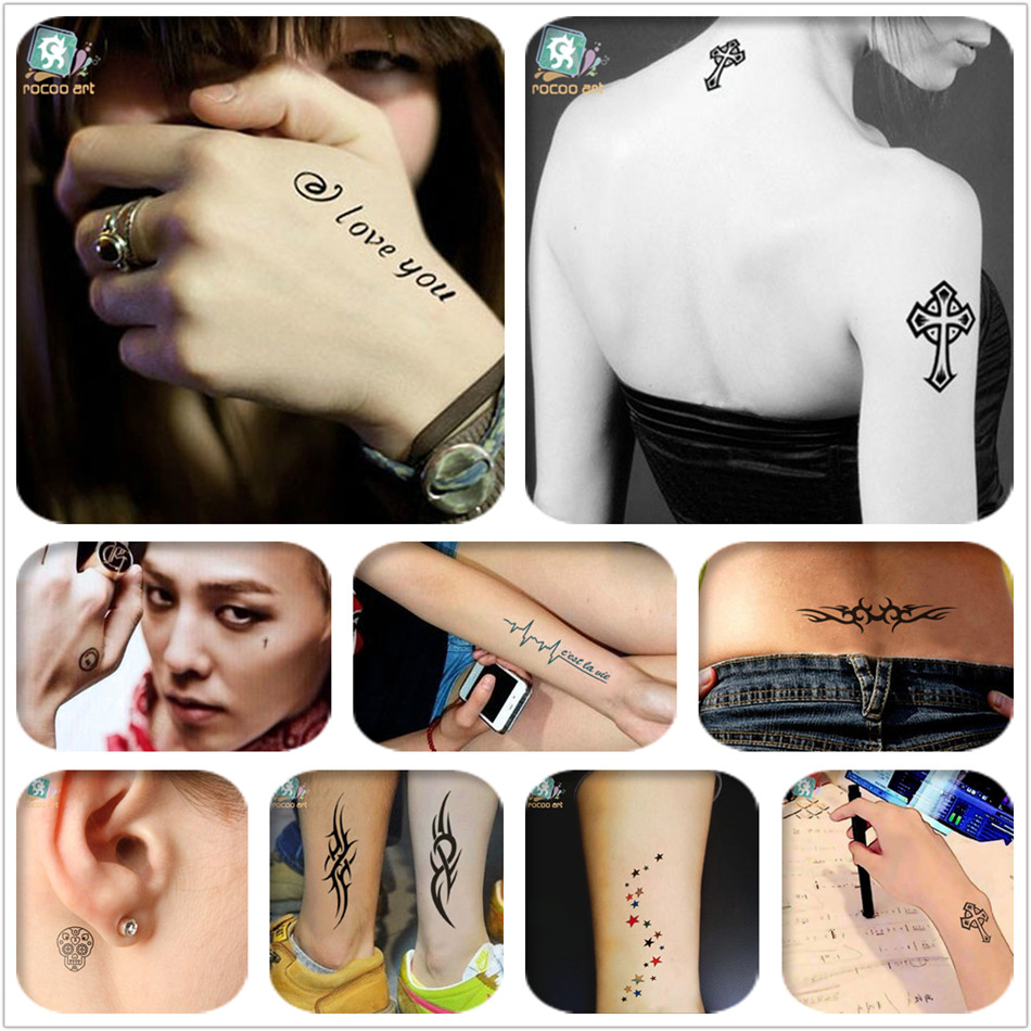 Tribal-Tattoos Mixed-8-Sheets-font-b-Tribal-b-font-font-b-Tattoo-b-font-Designs-font-b