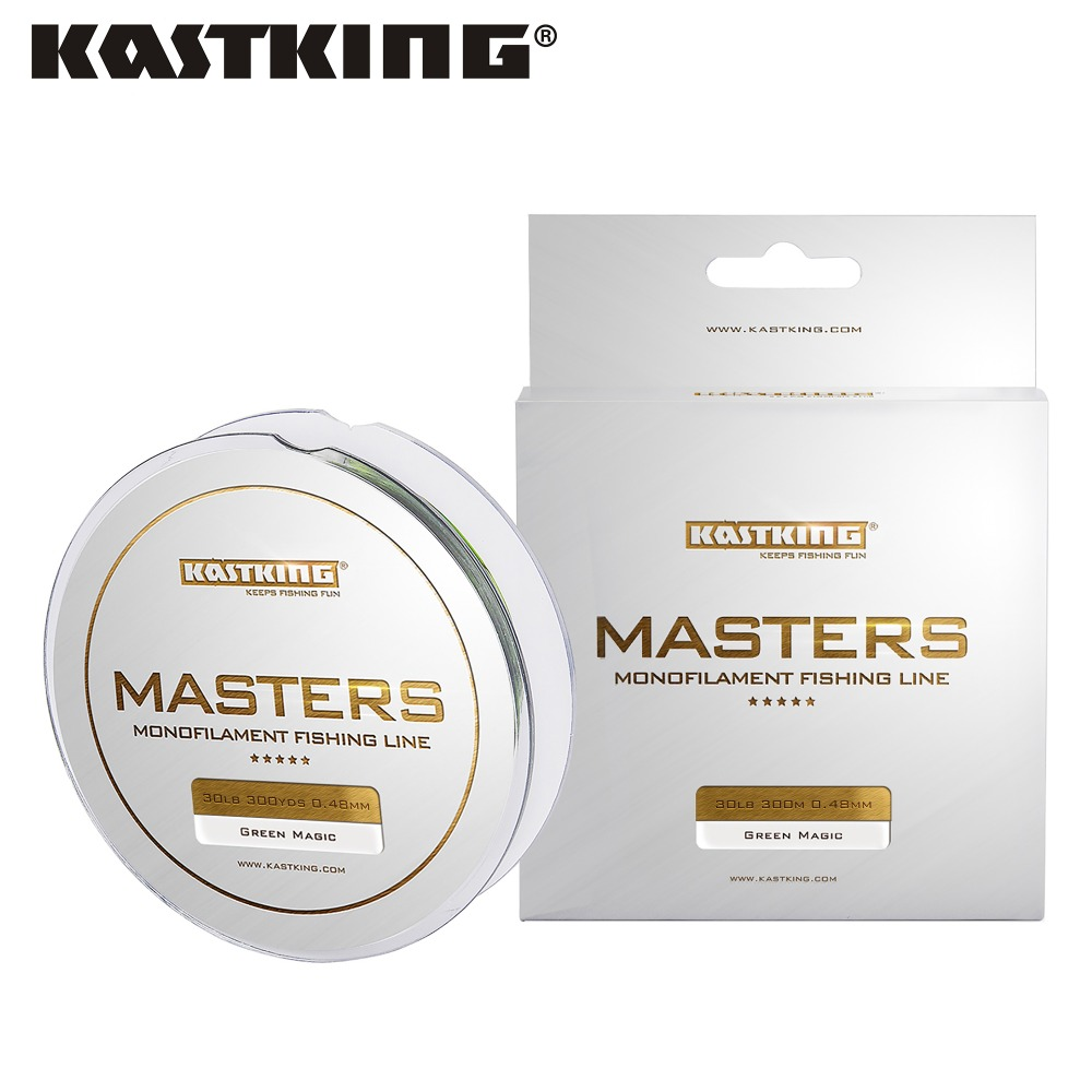 KastKing Monofilament Extreme Strong Nylon Fishing Line 274M Japan Carp Fishing Mono Line Wire Cable 4 12 20 25lb Round