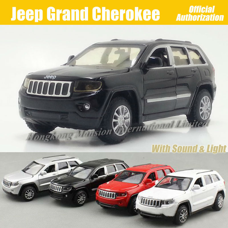 1 32 scale diecast alloy metal car model for jeep grand cherokee collection model pull back toys. Black Bedroom Furniture Sets. Home Design Ideas