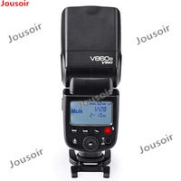 Godox VING V860N Li ion High Speed TTL Flash Speedlite Recycling Speedlite Flash For N CD50