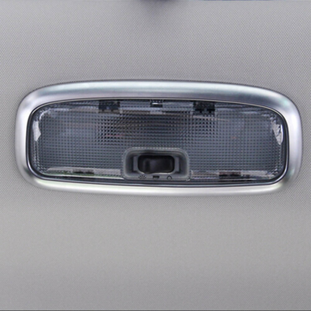 2014 Land Rover Lr2 Interior: Roof Reading Light Lamp Cover Trim Frame Sticker For Land