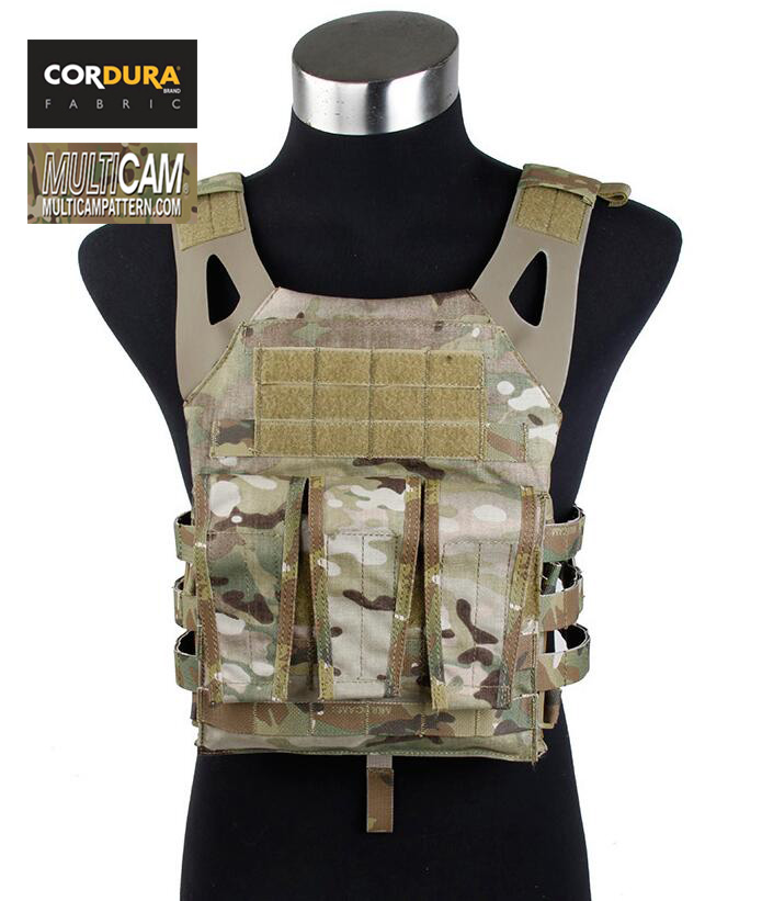 Jump Plate Carrier JPC Tactical Vest JPC Genuine Multicam+Free shipping(STG050566) monster high мотор побег с острова черепов 2 в 1