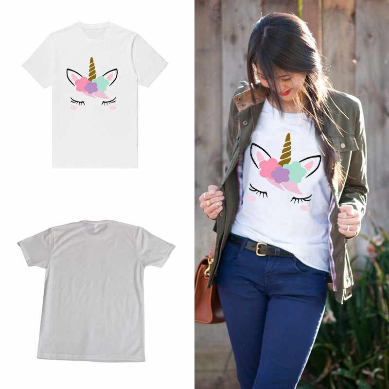 FIXSYS 만화 그래픽 인쇄 된 여성 T 셔츠 여름 느슨한 반팔 o-넥 의류 탑스 캐주얼 여성을위한