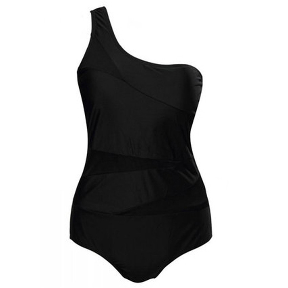 Bikinis 2020 mujer Women One Piece Swimsuit Swimwear Plus Size Padded Monokini Bikini Set Bathing Maillot de bain Femme#Y20 4