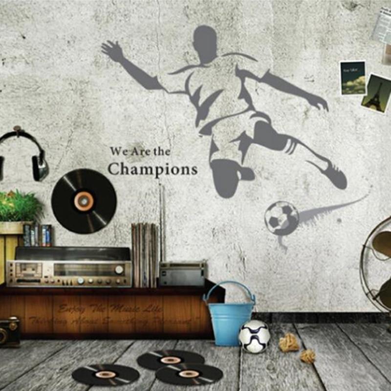 calcio decorazioni per parete-acquista a poco prezzo calcio ... - Decorazioni Per Pareti Soggiorno