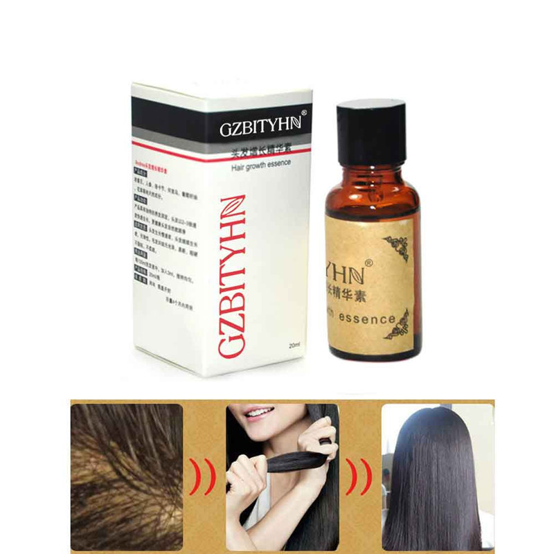 maquiagem Most Effective Asias No.1 Hair Growth Serum Oil 100% Natural Extract Ginger 20ml Faster hair growth oil #05