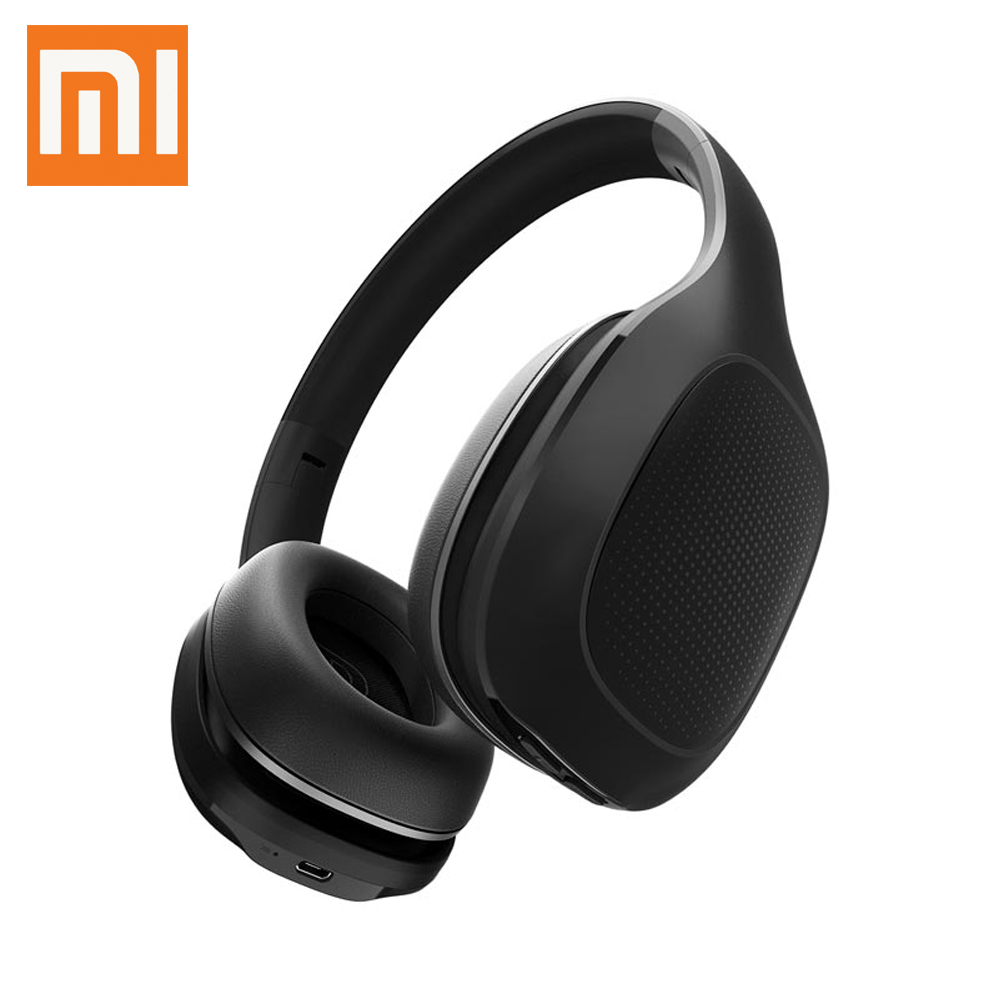 Original Xiaomi Wireless Headphones Bluetooth Earphone V4 1 Support Aptx 40mm Dynamic Drive Unit Foldable Gaming