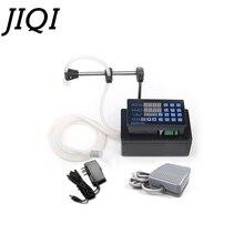 JIQI электрическая разливочная машина для жидкостей, мини разливочная машина для бутилированной воды, цифровой насос для парфюма, напитков, воды, молока, оливкового масла, 110 В, 220 В