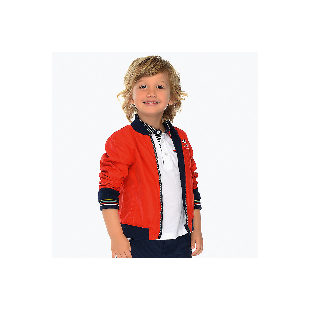 Фото - Mayoral Jackets & Coats 10575089 jacket for boys coat baby clothes children clothing outwear boy girls jackets