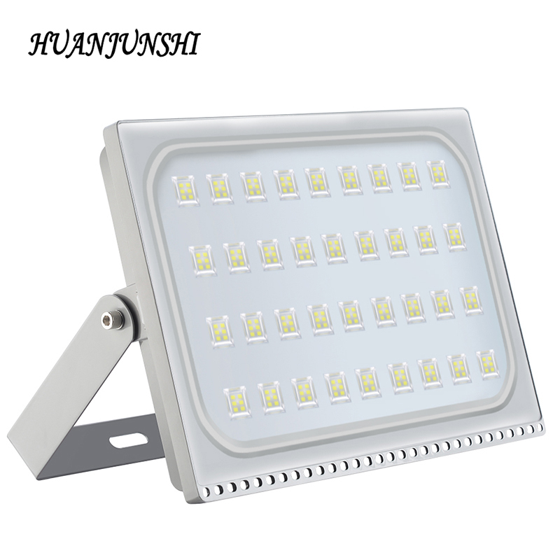 5PCS Enough Watt Flood Light Outdoor 200W Spotlight 220V Waterproof Led Flood Light 200W Led Floodlight Lamps Outdoor Lighting