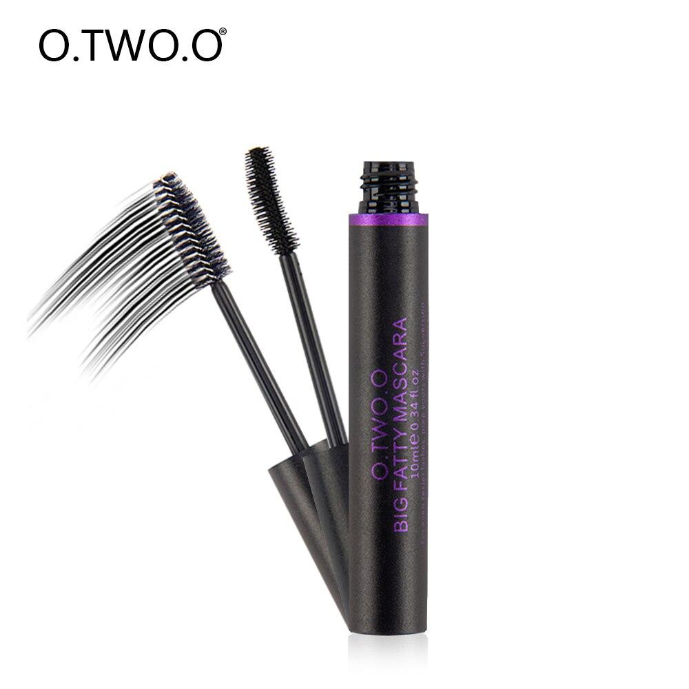 O.TWO.O Μάσκαρα μαύρο αδιάβροχο μαστίγιο - Μακιγιάζ - Φωτογραφία 1