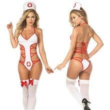 Sexy Women Nurse Cosplay
