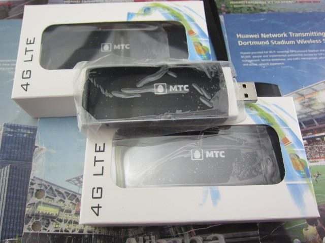 Unlocked Huawei e392u-12 broadband usb modem